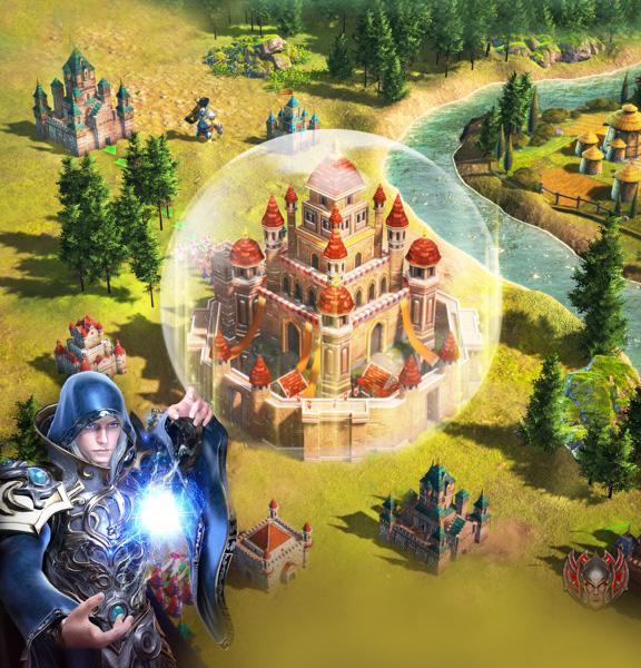 стратегия развития замка