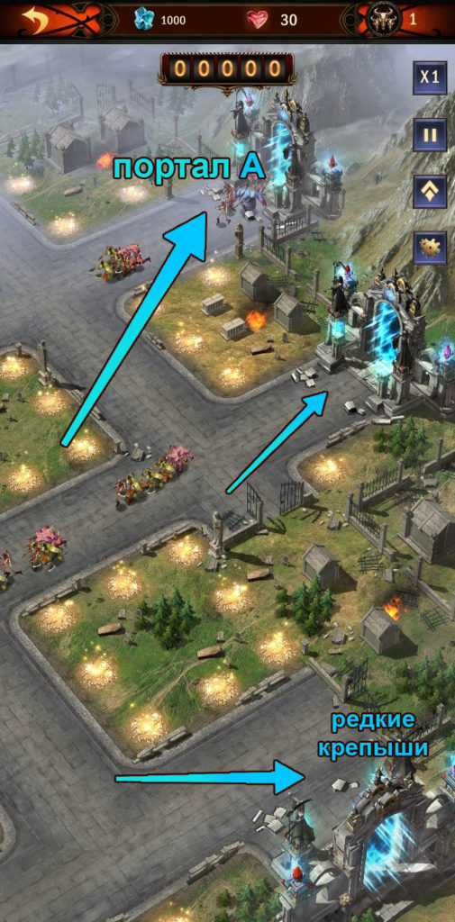 портал А бесконечные войны